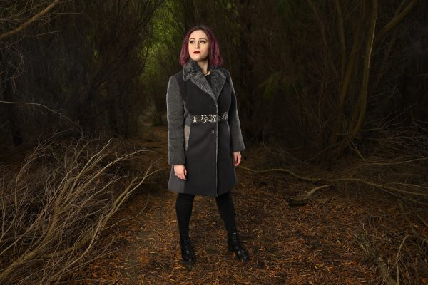 Ladies revere coat